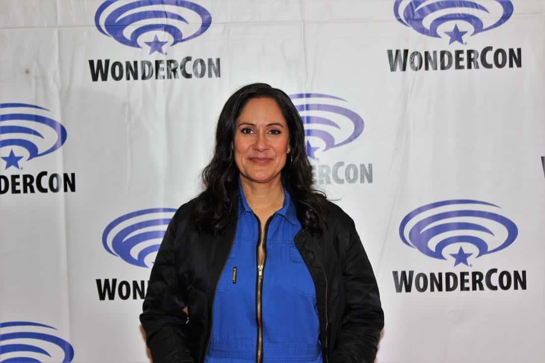 Timeless WonderCon Press Room 2018 2