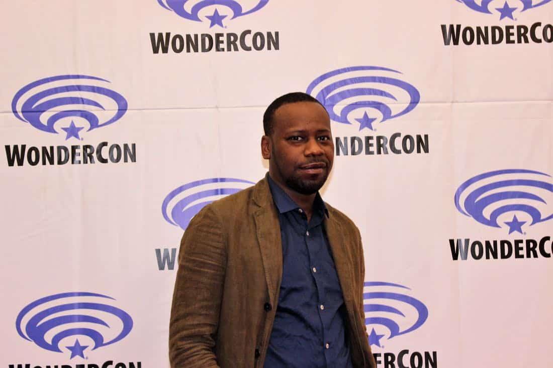 Timeless WonderCon Press Room 2018 3