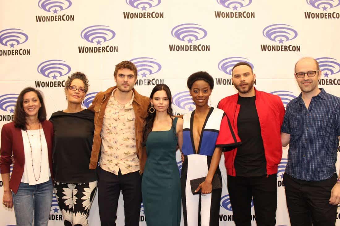 Siren Press Room WonderCon 2018 01