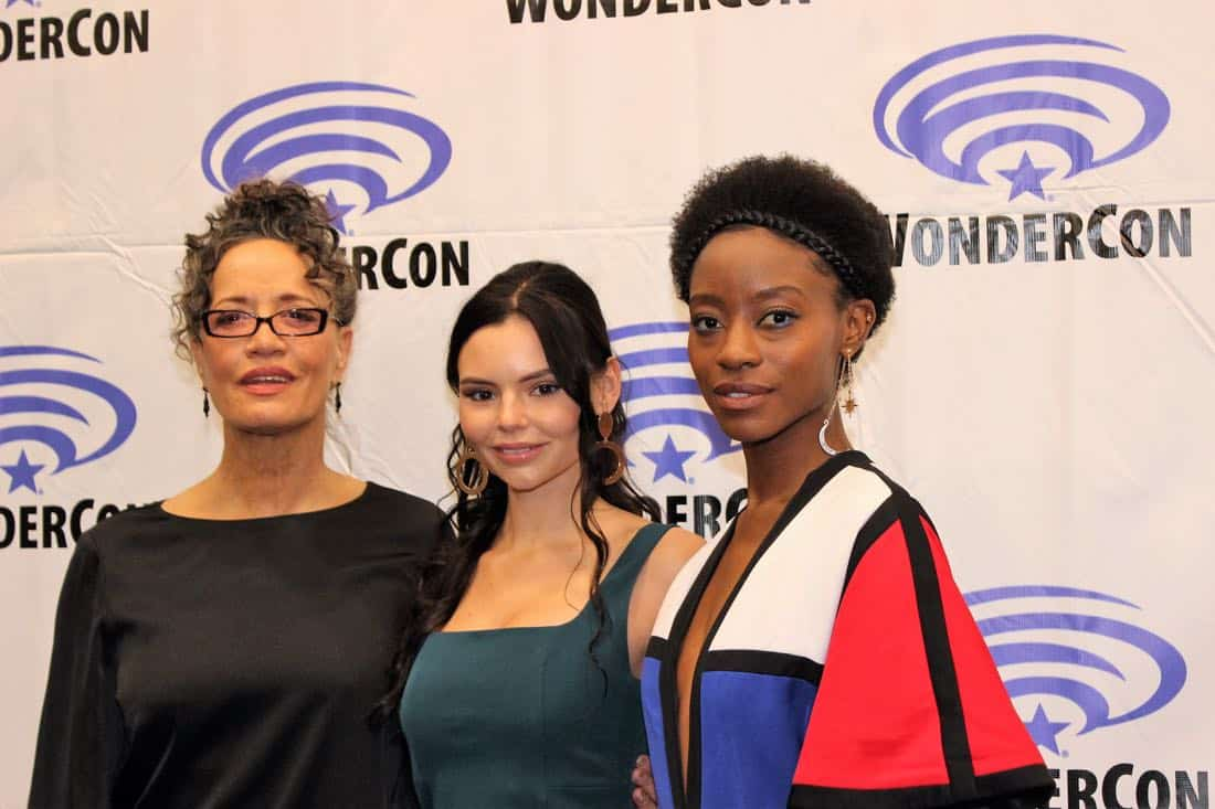 Siren Press Room WonderCon 2018 05