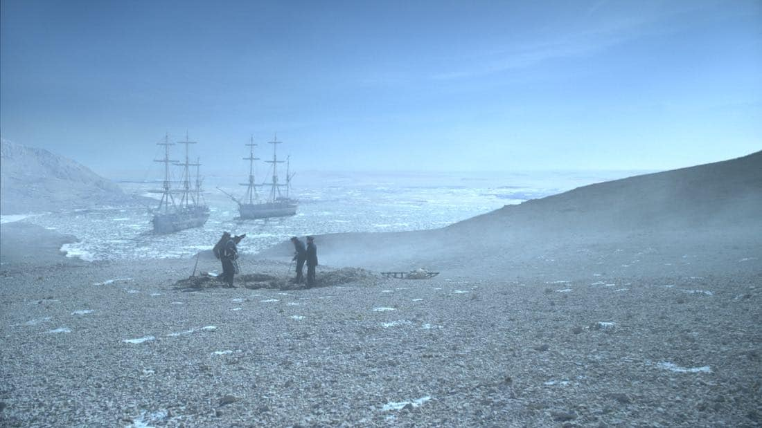 - The Terror _ Season 1, Episode 1 - Photo Credit: AMC