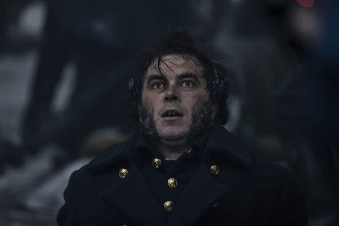 Trystan Gravelle as Henry Collins- The Terror _ Season 1, Episode 1 - Photo Credit: Aidan Monaghan/AMC