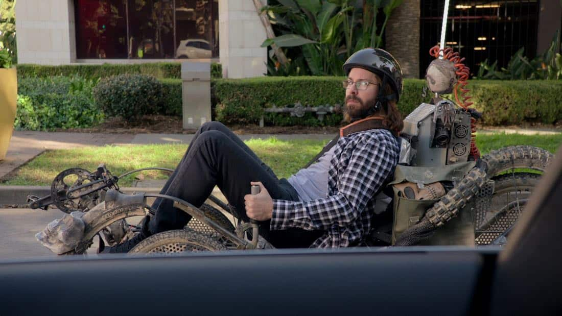 Episode 40 (season 5, episode 2), debut 4/1/18: Martin Starr. photo: HBO