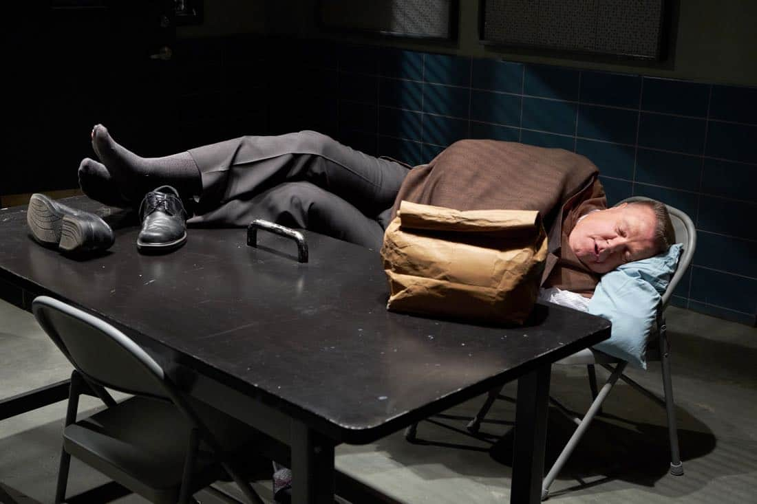 "BROOKLYN NINE-NINE: Joel McKinnon Miller in the ""The Box"" episode of BROOKLYN NINE-NINE airing Sunday, April 1 (8:30-9:00 PM ET/PT) on FOX. CR: FOX"