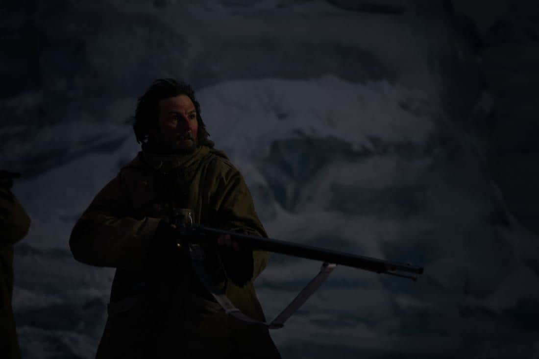 Anthony Flanagan as Morfin - The Terror _ Season 1, Episode 2 - Photo Credit: Aidan Monaghan/AMC