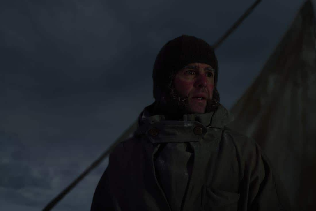 Paul Ready as Dr. Henry Goodsir - The Terror _ Season 1, Episode 2 - Photo Credit: Aidan Monaghan/AMC