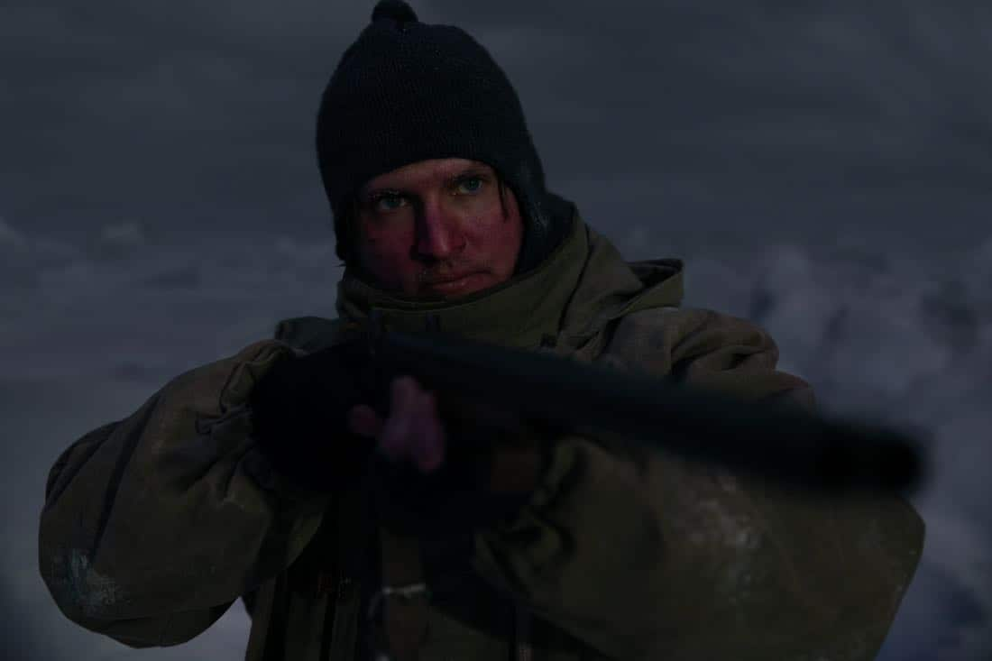 Tom Weston-Jones as Lt. Graham Gore- The Terror _ Season 1, Episode 2 - Photo Credit: Aidan Monaghan/AMC