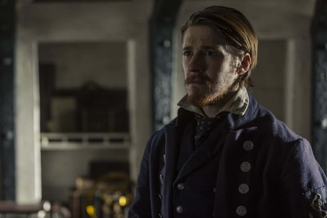 Adam Nagaitis as Cornelius Hickey - The Terror _ Season 1, Episode 2 - Photo Credit: Aidan Monaghan/AMC