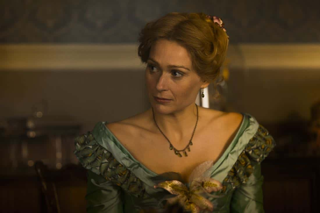 Sian Brooke as Sophia Craycroft - The Terror _ Season 1, Episode 2 - Photo Credit: Aidan Monaghan/AMC