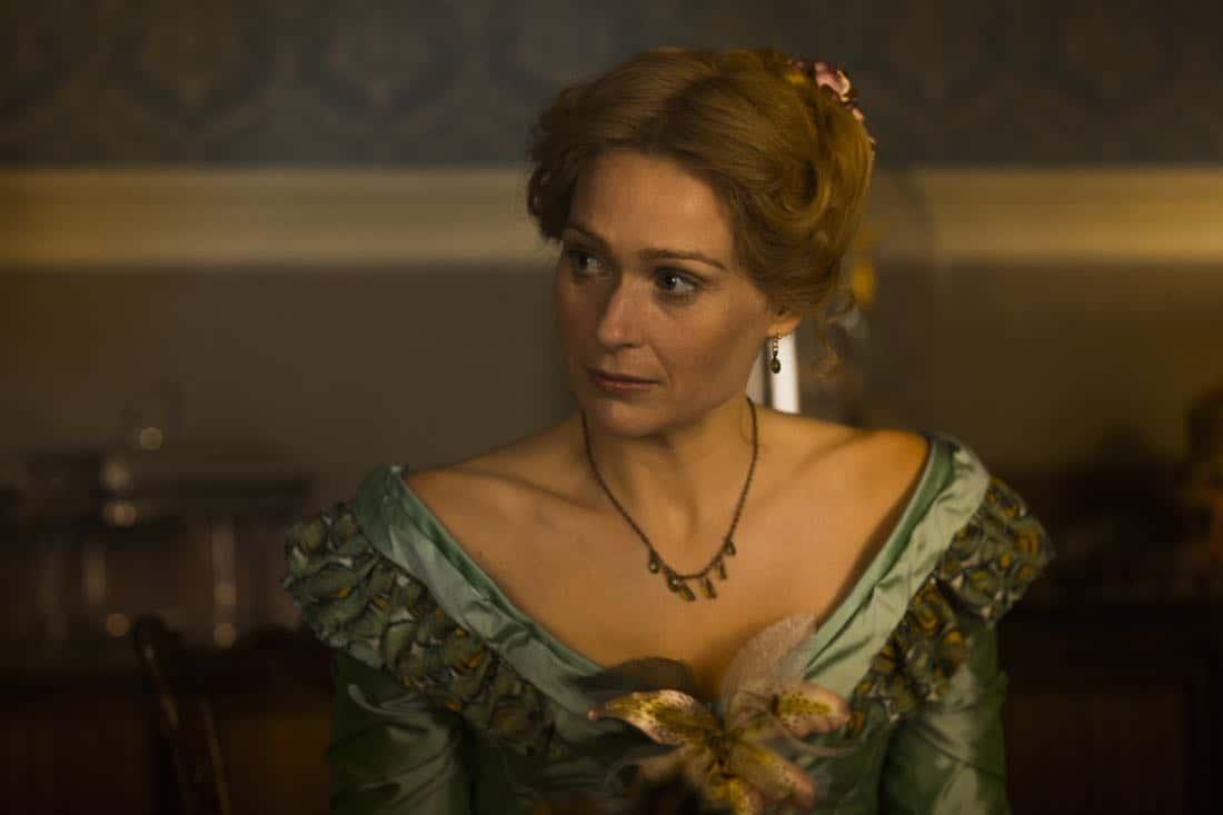 Sian Brooke as Sophia Craycroft- The Terror _ Season 1, Episode 2 - Photo Credit: Aidan Monaghan/AMC