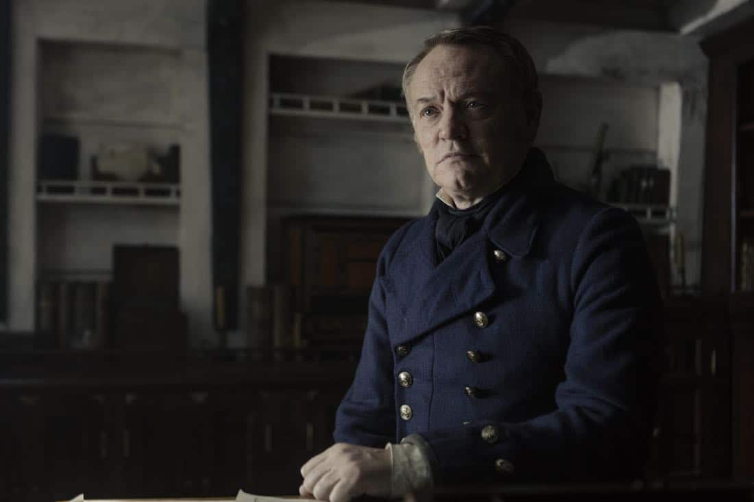 Jared Harris as Francis Crozier - The Terror _ Season 1, Episode 2 - Photo Credit: Aidan Monaghan/AMC