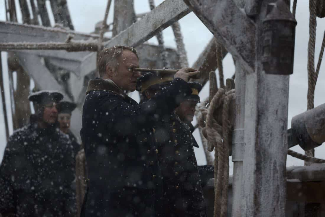 Jared Harris as Francis Crozier - The Terror _ Season 1, Episode 3 - Photo Credit: Aidan Monaghan/AMC