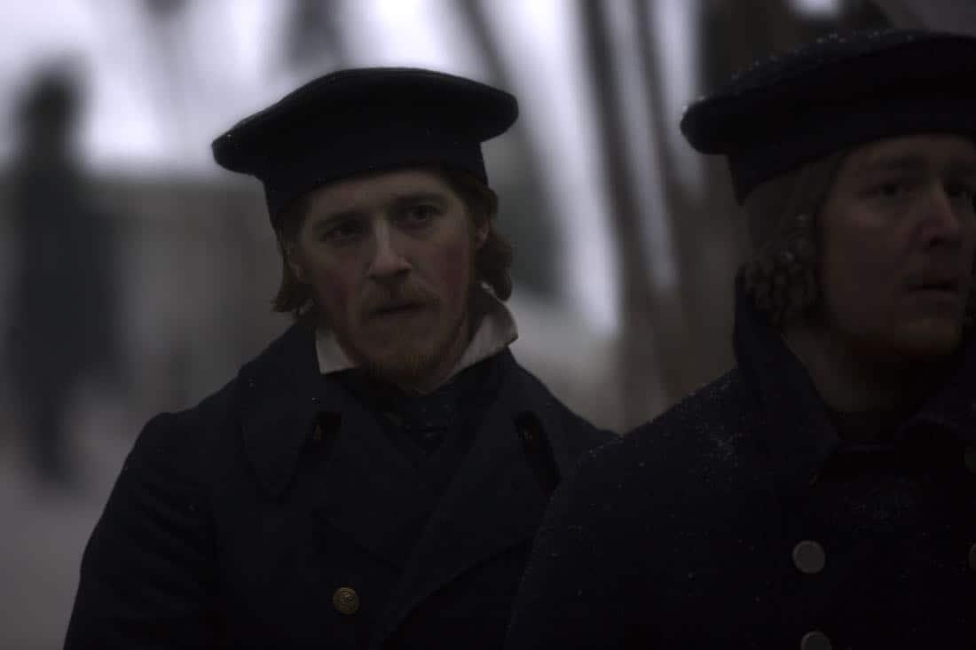 Adam Nagaitis as Cornelius Hickey- The Terror _ Season 1, Episode 3 - Photo Credit: Aidan Monaghan/AMC