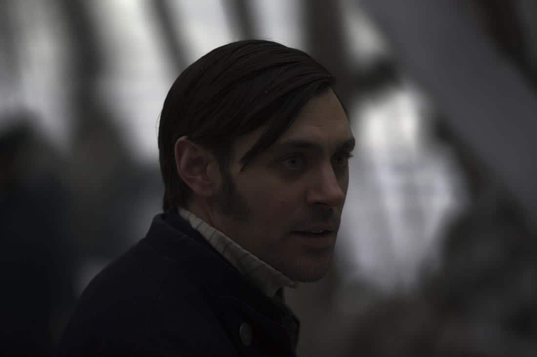 Liam Garrigan as Thomas Jopson - The Terror _ Season 1, Episode 3 - Photo Credit: Aidan Monaghan/AMC