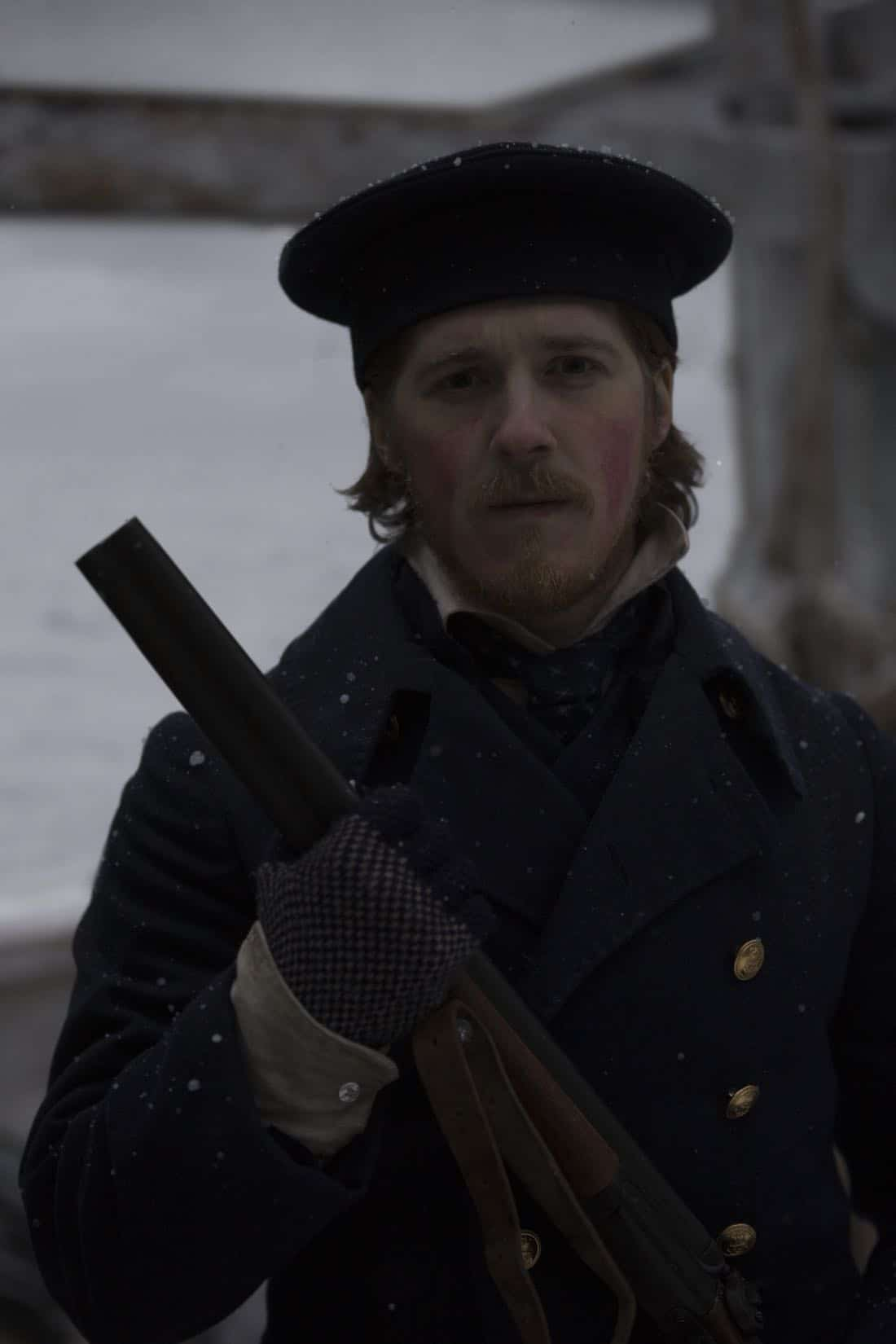 Adam Nagaitis as Cornelius Hickey - The Terror _ Season 1, Episode 3 - Photo Credit: Aidan Monaghan/AMC