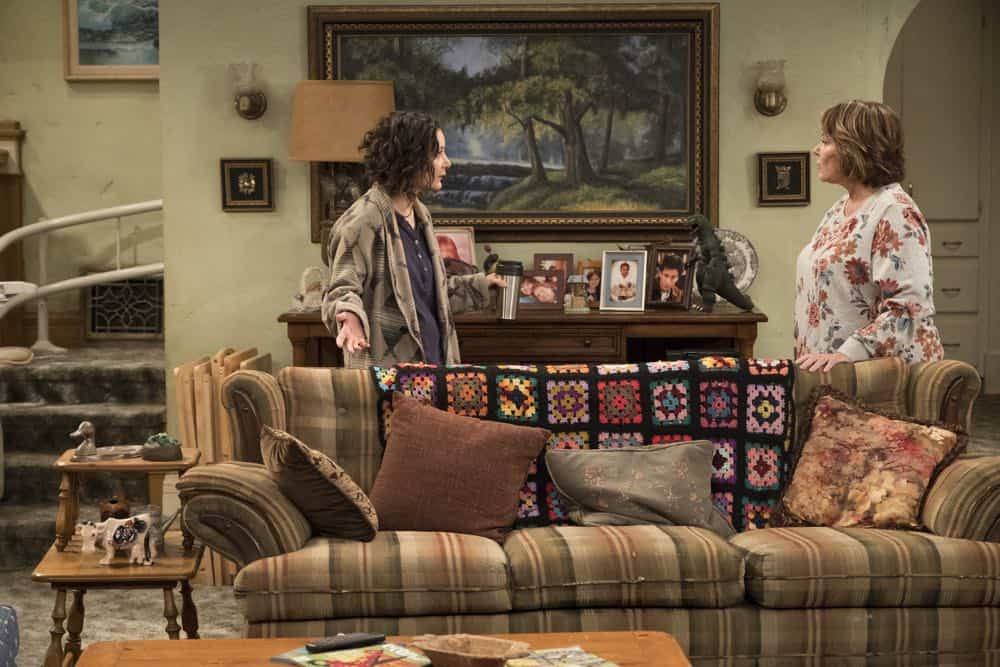 Roseanne Episode 3 Season 10 Roseanne Gets the Chair 09