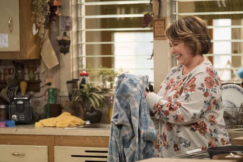 Roseanne Episode 3 Season 10 Roseanne Gets the Chair 11