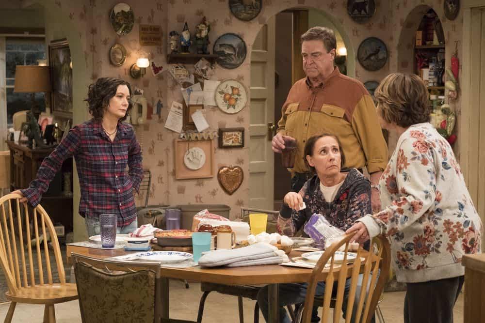 Roseanne Episode 3 Season 10 Roseanne Gets the Chair 12