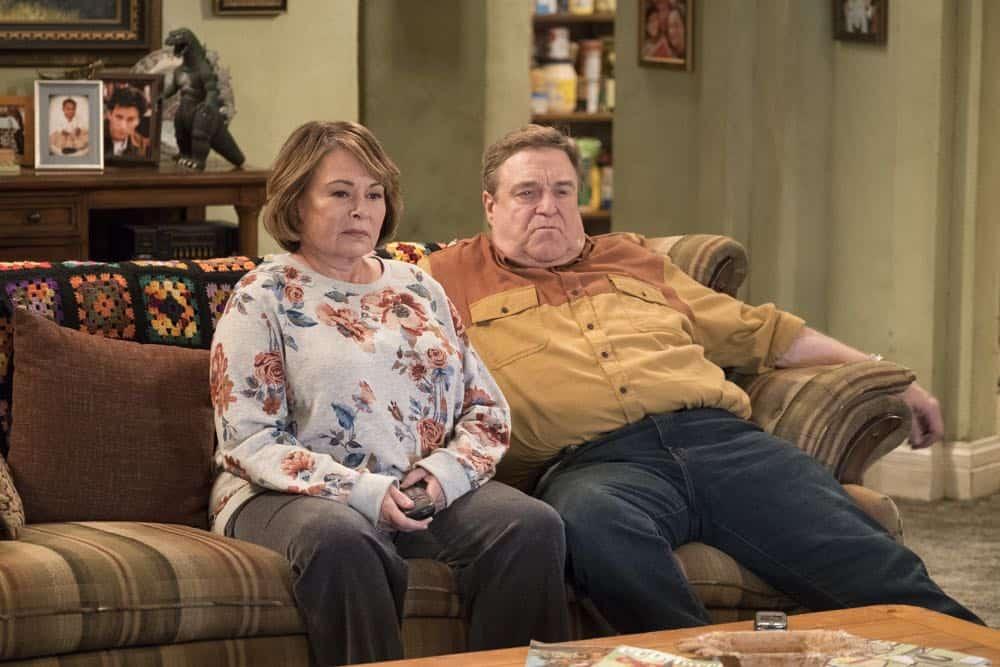 Roseanne Episode 3 Season 10 Roseanne Gets the Chair 15