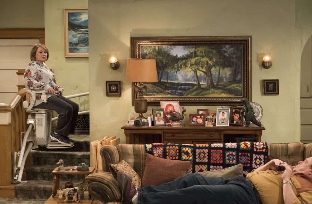 Roseanne Episode 3 Season 10 Roseanne Gets the Chair 17