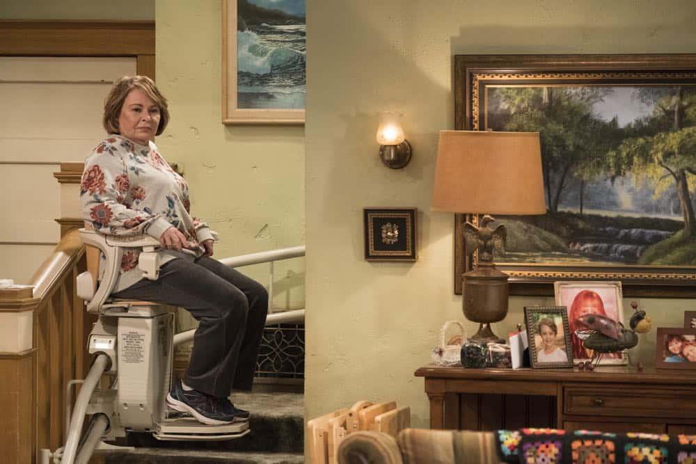 Roseanne Episode 3 Season 10 Roseanne Gets the Chair 18
