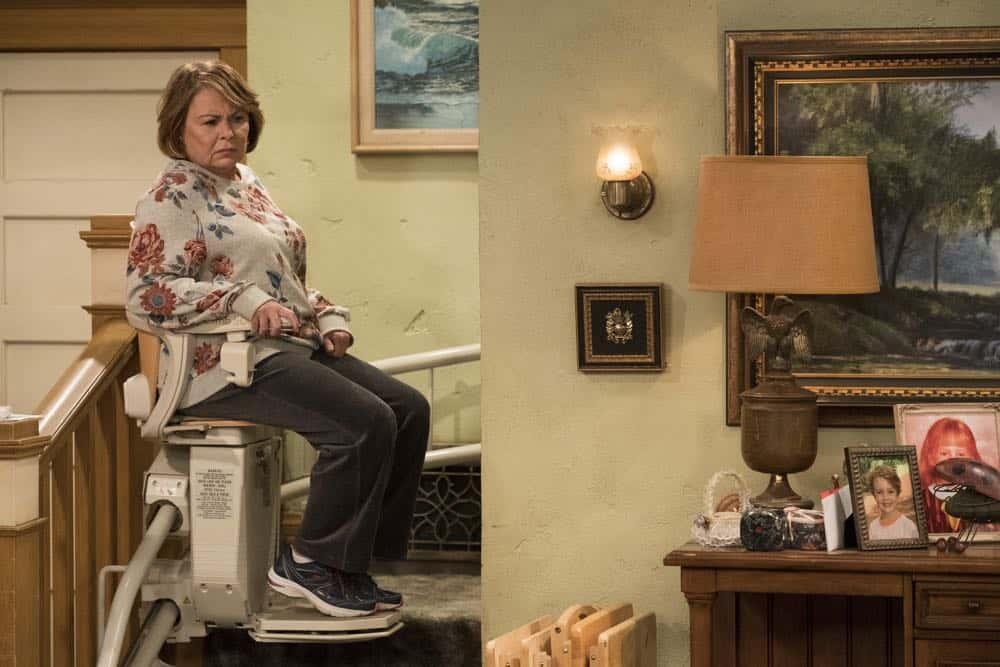Roseanne Episode 3 Season 10 Roseanne Gets the Chair 20