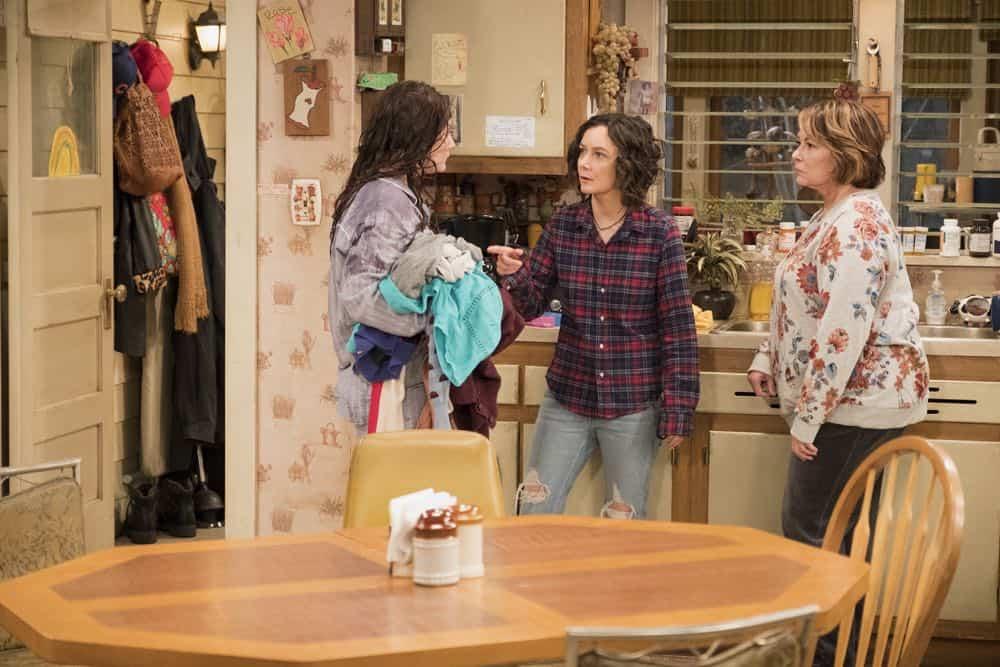 Roseanne Episode 3 Season 10 Roseanne Gets the Chair 24