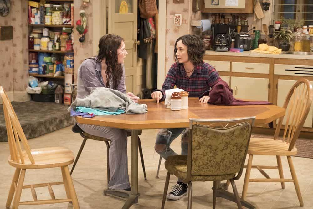 Roseanne Episode 3 Season 10 Roseanne Gets the Chair 25
