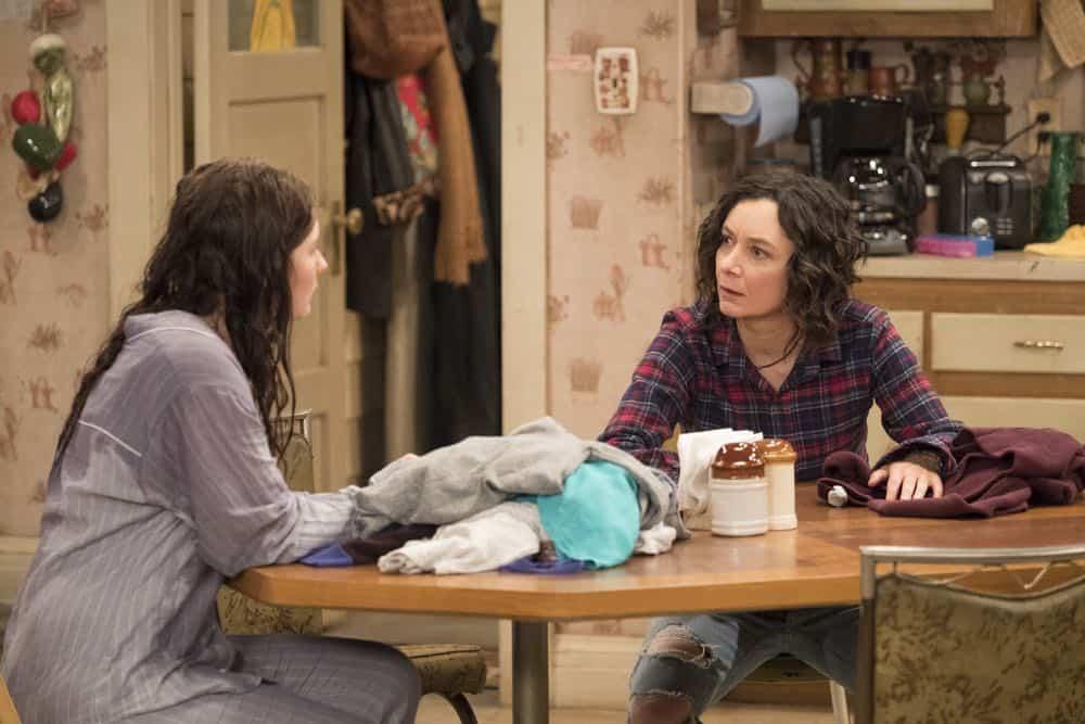 Roseanne Episode 3 Season 10 Roseanne Gets the Chair 26