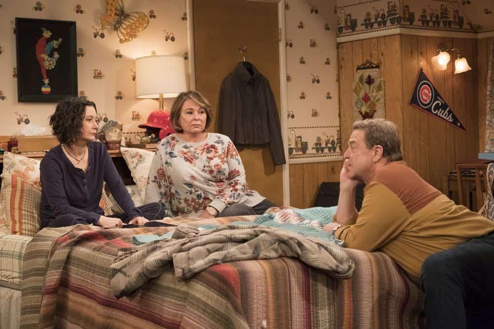 Roseanne Episode 3 Season 10 Roseanne Gets the Chair 28