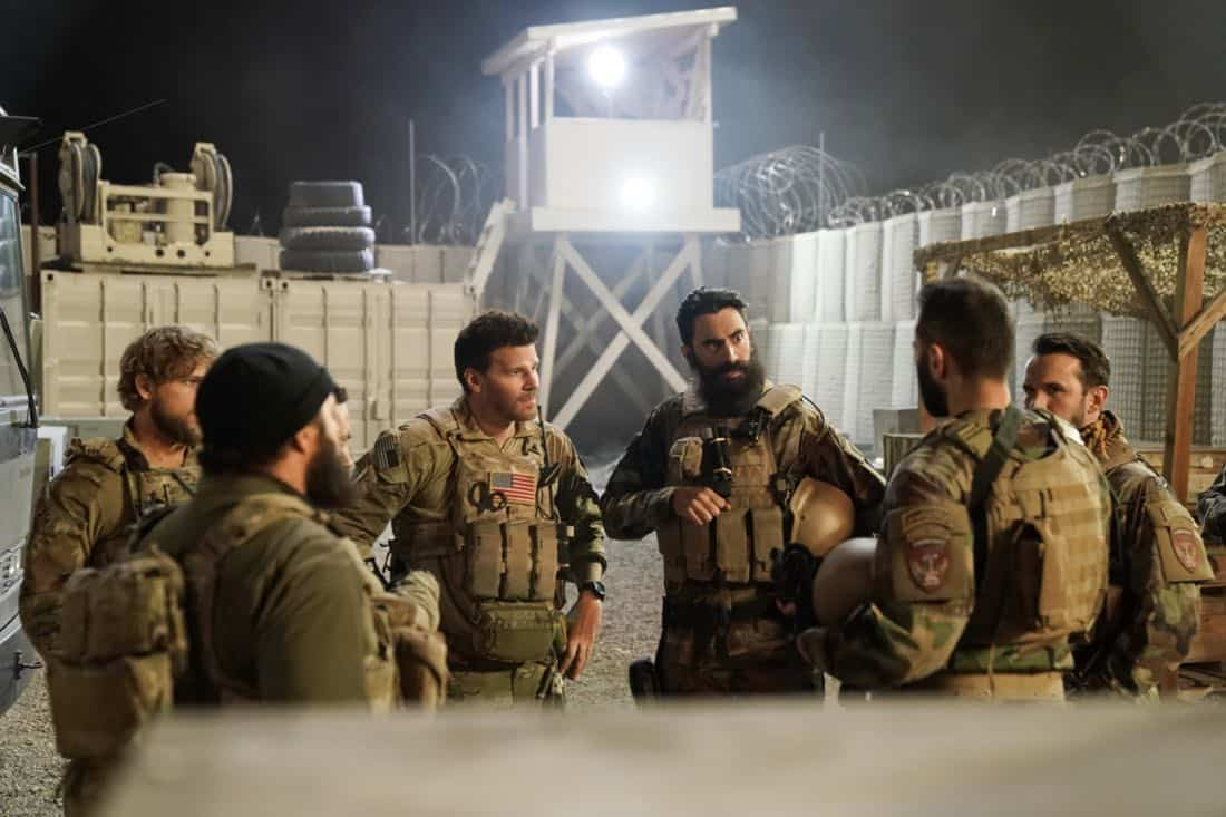 Seal Team Episode 17 Season 1 In Name Only 7