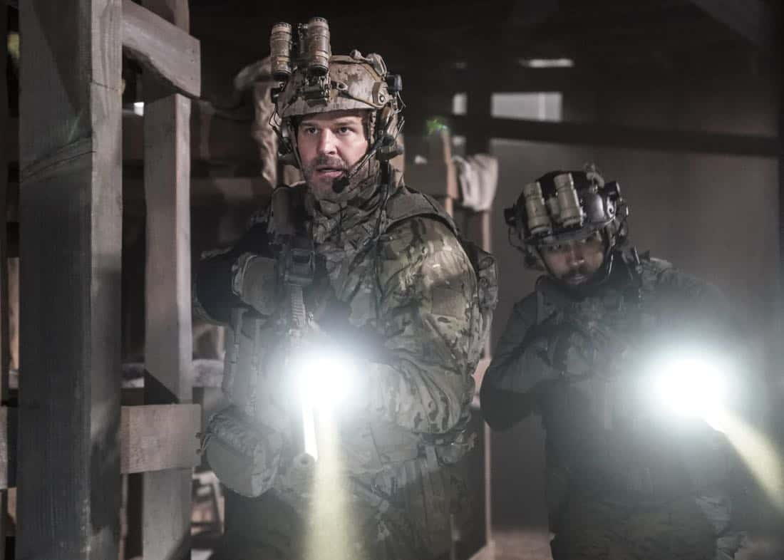 Seal Team Episode 17 Season 1 In Name Only 9
