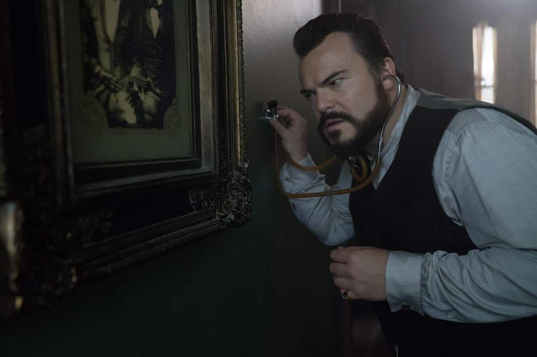 The House With A Clock In Its Walls Movie 1