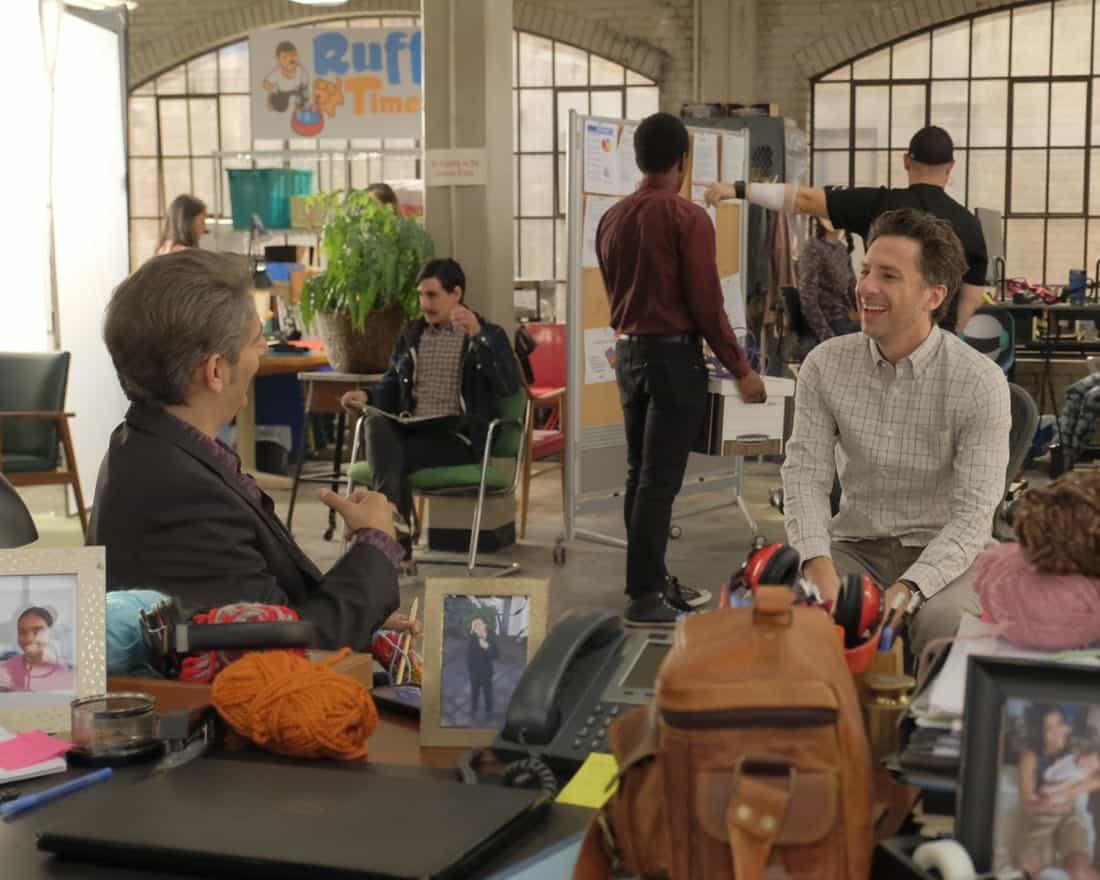 Alex Inc Episode 2 Season 1 The Wax Museum 06