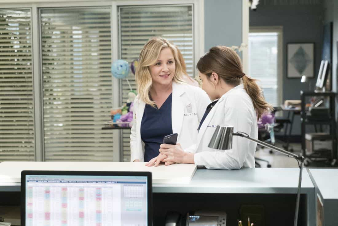Greys Anatomy Episode 18 Season 14 Hold Back The River 13