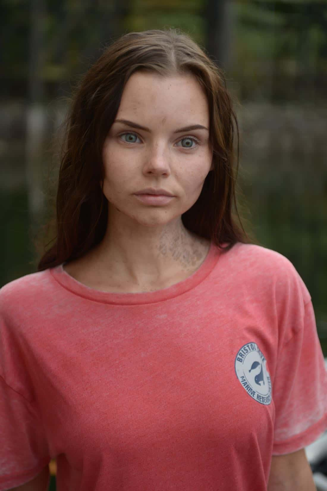 "SIREN - ""Pilot"" - The coastal town of Bristol Cove, once known for being home to mermaids, is turned upside down with the arrival of a mysterious girl. This series premiere of ""Siren"" airs Thursday, March 29 (8:00-9:01 p.m. EDT) on Freeform. (Freeform/Sergei Bachlakov) ELINE POWELL"