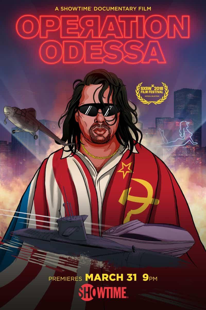 OPERATION ODESSA Poster