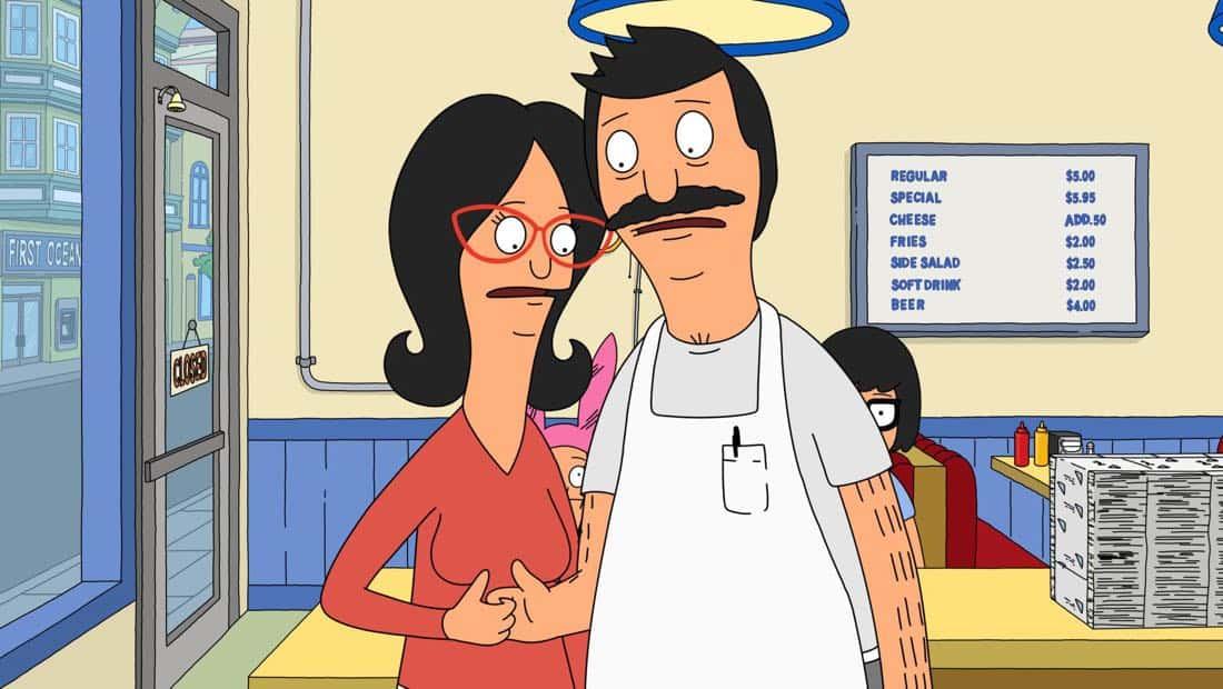 "BOB'S BURGERS: Linda and Gene turn the restaurant into a piano bar in the ""The Hurt Soccer"" episode of BOB'S BURGERS airing Sunday, Apr. 1 (7:30-8:00PM ET/PT) on FOX. BOB'S BURGERS ™ and © 2018 TCFFC ALL RIGHTS RESERVED. CR: FOX"