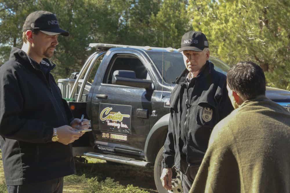 NCIS Episode 20 Season 15 Sight Unseen 2