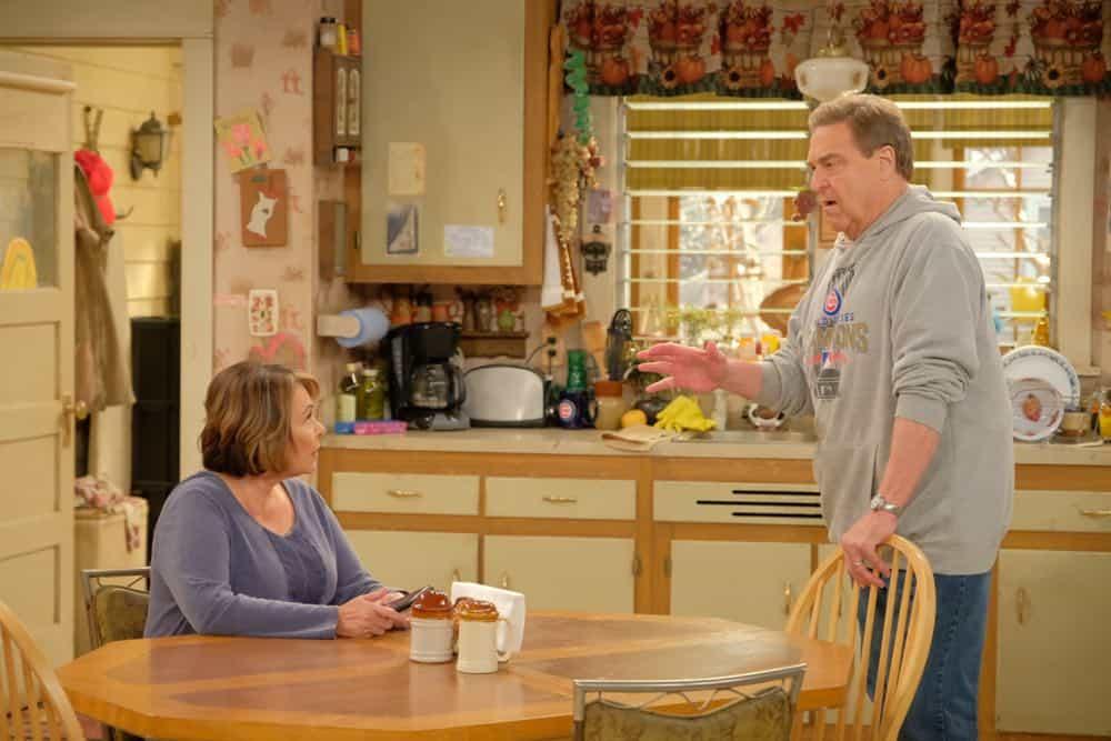 Roseanne Episode 4 Season 10 Eggs Over Not Easy 10