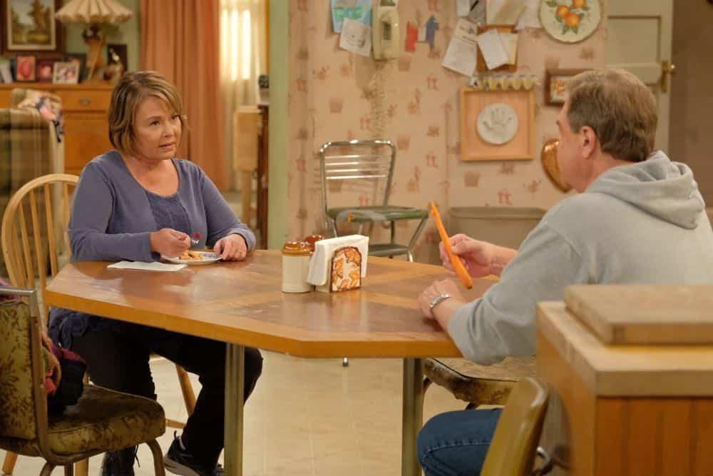 Roseanne Episode 4 Season 10 Eggs Over Not Easy 17