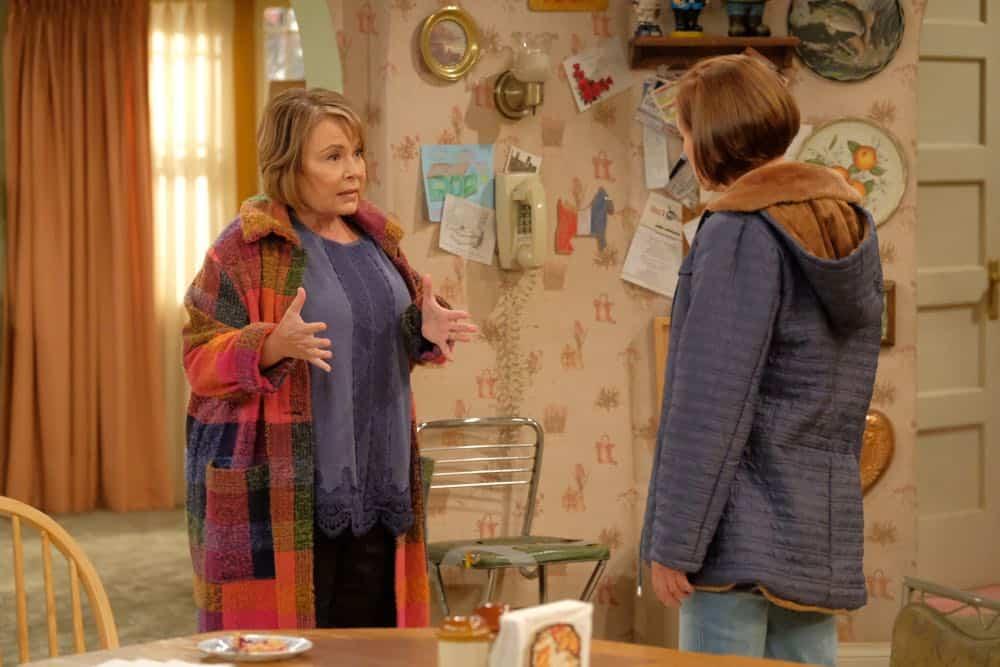 Roseanne Episode 4 Season 10 Eggs Over Not Easy 18