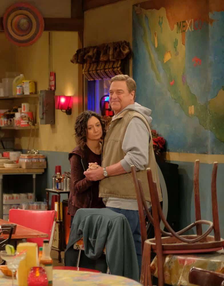 Roseanne Episode 4 Season 10 Eggs Over Not Easy 27