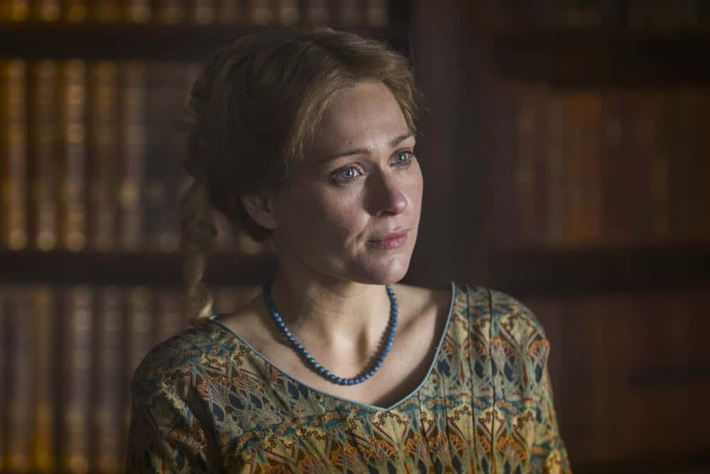 Sian Brooke as Sophia Craycroft- The Terror _ Season 1, Episode 4 - Photo Credit: Aidan Monaghan/AMC
