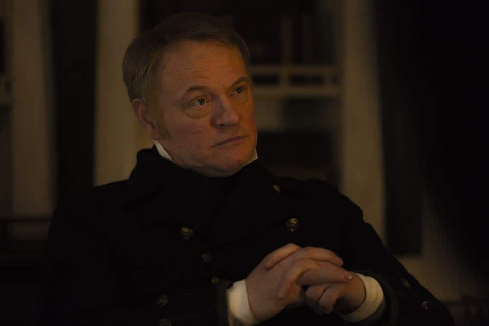 Jared Harris as Francis Crozier - The Terror _ Season 1, Episode 4 - Photo Credit: Aidan Monaghan/AMC