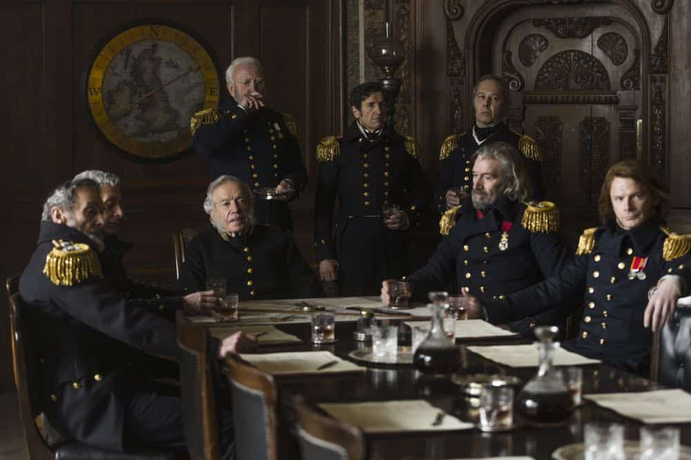 - The Terror _ Season 1, Episode 4 - Photo Credit: Aidan Monaghan/AMC