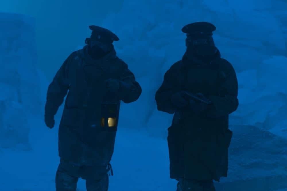 Jared Harris as Francis Crozier- The Terror _ Season 1, Episode 4 - Photo Credit: Aidan Monaghan/AMC