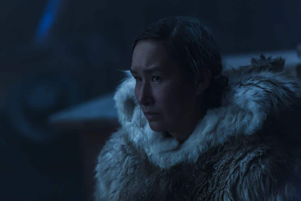 Nive Nielsen as Lady Silence- The Terror _ Season 1, Episode 4 - Photo Credit: Aidan Monaghan/AMC
