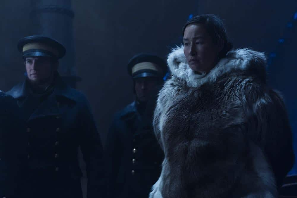 The Terror Episode 4 Season 1 Punished As A Boy 19