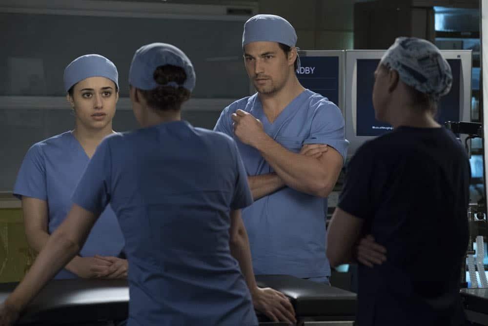 Greys Anatomy Episode 19 Season 14 Beautiful Dreamer 07